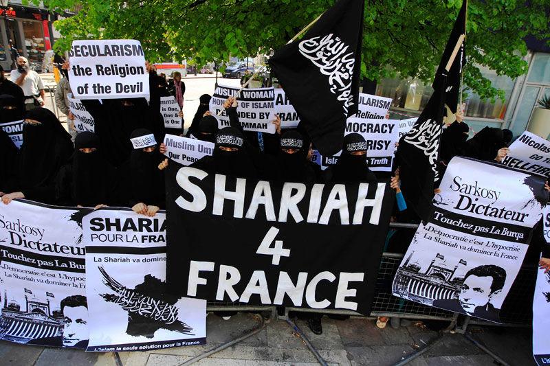 shariah4France
